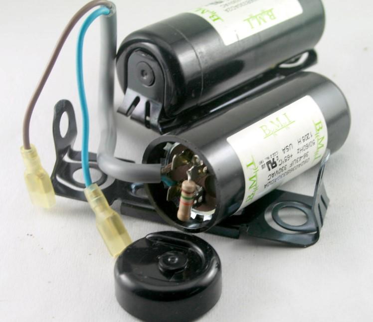 092A036B330AD2A BMI-MARS 36-43uF 330V36UF  Motor Run Capacitors