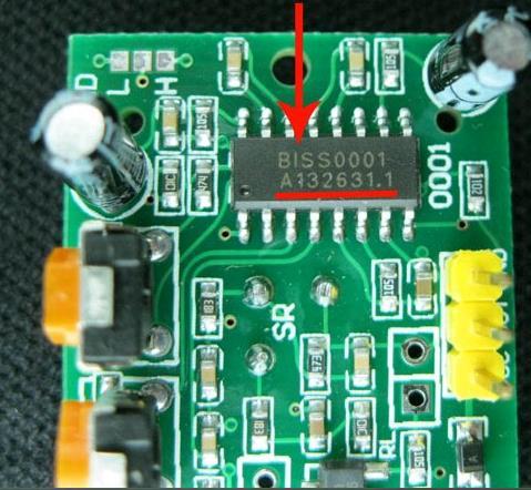 D-SUN PIR SENSOR The human body infrared induction module